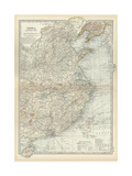 Map of China Print