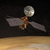 Mars Reconnaissance Orbiter Photographic Print