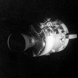 Damaged Apollo 13 Service Module Photographic Print