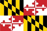 Maryland State Flag Art