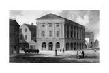 Harper Theater in Newport, Rhode Island Prints