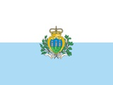 Flag of San Marino Posters