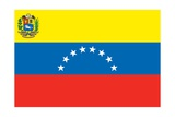 Flag of Venezuela Prints