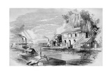 Planter's House and Sugar Plantation Prints