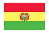 Flag of Bolivia Prints