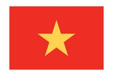 Flag of Vietnam Print