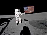 Astronaut Alan B. Shepard, Jr Photographic Print