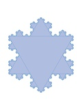 The Koch Snowflake Is Continuous But Nowhere Differentiable Prints