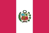 Flag of Peru Posters