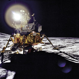 Apollo 14 Lunar Module Photographic Print
