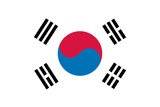 Flag of South Korea Art