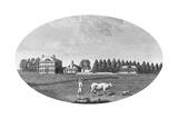Bush Hill Mansion, Outside Philadelphia Prints
