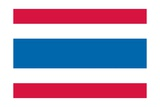 Flag of Thailand Prints