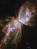 Image Taken by the Hubble Telescope Photographic Print