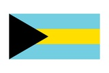 Flag of the Bahamas Prints