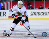 Patrick Kane 2015 NHL Winter Classic Action Photo