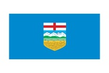 Flag of Alberta Prints