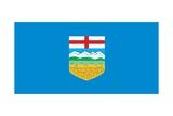 Flag of Alberta Prints
