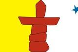 Flag of Nunavut Posters