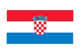 Flag of Croatia Posters