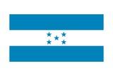 Flag of Honduras Prints