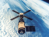 Skylab Space Station Photographic Print