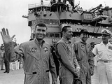 Apollo 13 Astronauts Photographic Print