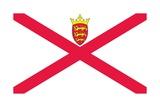 Flag of Jersey Prints