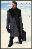 Fargo - Lome Malvo Snow Blood Print