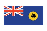 Flag of Western Australia Posters