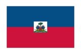 Flag of Haiti Prints
