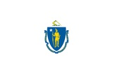 Massachusetts State Flag Posters