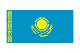 Flag of Kazakhstan Prints