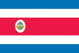Flag of Costa Rica Print