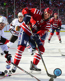 Brooks Laich 2015 NHL Winter Classic Action Photo