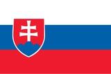 Flag of Slovakia Prints