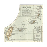 Map of the Liu-Kiu Islands and Formosa Poster