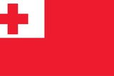 Flag of Tonga Poster