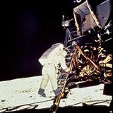 Moon Landing Photographic Print