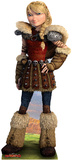 How To Train Your Dragon 2 - Astrid Lifesize Standup Cardboard Cutouts