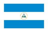 Flag of Nicaragua Print