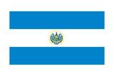 Flag of El Salvador Art