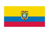 Flag of Ecuador Posters