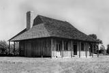 Cahokia Courthouse, Illinois Photographic Print