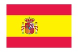 Flag of Spain Prints