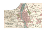 Map of Budapest Art