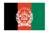 Flag of Afghanistan Posters