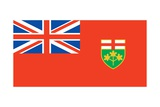 Flag of Ontario Prints