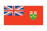 Flag of Ontario Prints