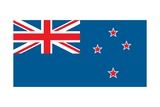Flag of New Zealand Print